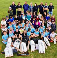 Supporting Barton Junior Cricketers 2018