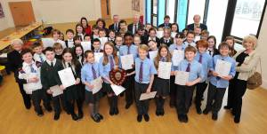 East Kilbride School's Quiz