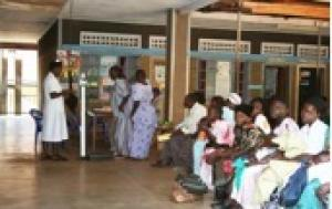 Kamuli Outpatients Department