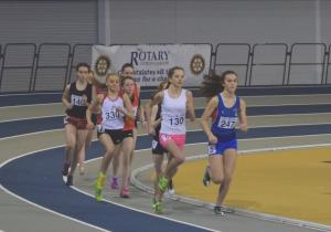 "ROTARY INTERNATIONAL SCOTTISH SCHOOLS""™ INDOOR TRACK AND FIELD CHAMPIONSHIPS: EMIRATES ARENA  3rd and 4th FEBRUARY"