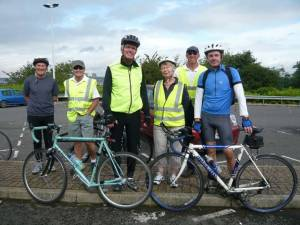 Fellowship Cycle to Carnoustie