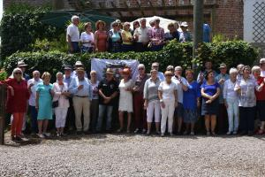 Club visit to Lisieux 2018