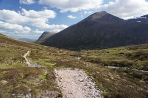 Sponsored walk on the Lairig Ghru