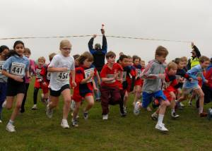 Children's Fun Run 2012