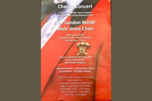 The London Male Voice Choir Charity Concert @ Holy Trinity Church