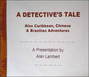 A Detective's Tale