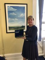 Hythe Rotary Donates Laptops to Brockhill College