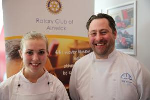 ROTARY YOUNG CHEF COMPETITION