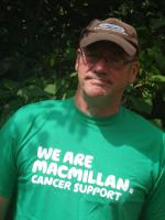 Cheadle & District Rotarian raises funds for Macmillan