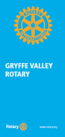 New leaflet about Gryffe Valley Rotary