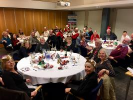 Local Rotary Club celebrates Christmas
