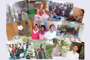 Some of the entrepreneurs that we have helped