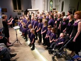 Let The Chilterns Sing -2013 Winter Wonderland Family Concert
