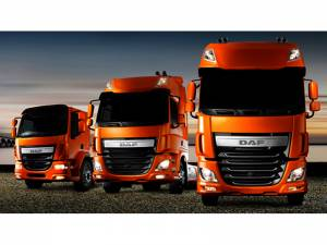 Vist to Leyand Daf Trucks