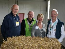 District Governor Visits LifeLine 2012