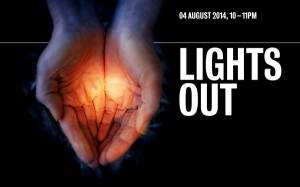 National Lights Out Event to Commemorate start of WW1