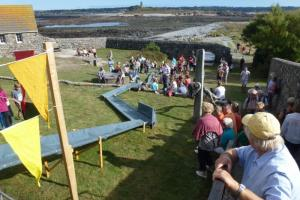 Lihou Island Charitable Trust - Fundraiser and Thanks (Sunday 22 September 2013)