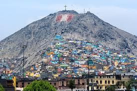 CLUB MEETING - THE SQUATTER SETTLEMENTS OF LIMA.