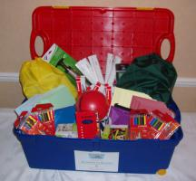 Education Literacy Boxes