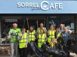 Making a difference in Mountsorrel - Keeping Mountsorrel Tidy