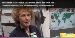 Liz Odell provides an update on ShelterBox