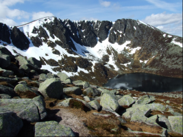 Sponsored walk on Lochnagar