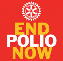 2017: UK Government Support Rotary End Polio Now Campaign