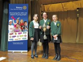 Junior Schools Youth Speaks Competition 2019