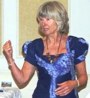 Speaker Lynne Symonds on Wulugu Project