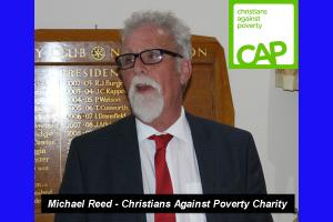 Christians Against Poverty Charity by Michael Reed