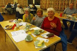 Mary Hignett Bequest Helps Weston Lullingfields Village Hall