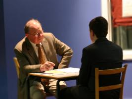 Mock Interviews in Wrexham Schools