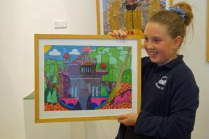 Millicent Kaye Art Competition Exhibition - QUBE 13th June - 30th June