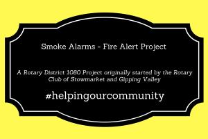 Smoke Alarms -  Fire Alert Project