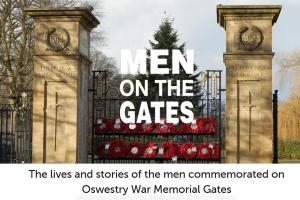 Lunchtime Meeting - 12.45pm - Speaker John Davies from 'Men On The Gates'