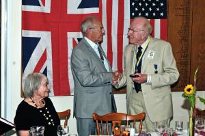 60 Years in Rotary Keith Powell PHF