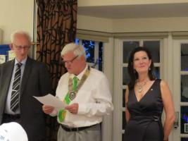 Induction of Dr Michael Polling