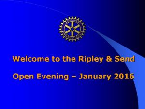 Rotary Club Open Day - 2016