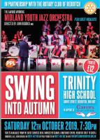 Midland Youth Jazz Orchestra - 'Swing into Autumn'