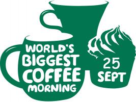 World's Biggest Coffee Morning @ The Sweeney Hall Hotel