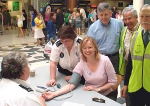 Stroke Awareness Day - Eastgate Centre