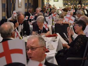 St George's Day Dinner