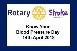 Stroke Awareness Day 2018