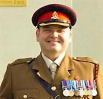 Major Chris Smyth - The British Army Today - visitors welcome
