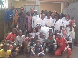 Bamako - sponsoring street children to attend life skills courses