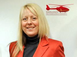 Lunchtime Meeting - 12.45pm - Maria Jones - Midlands Air Ambulance