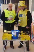 Marie Curie bucket Collection