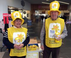 Rotary Helps Marie Curie Cancer Care