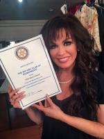 Marie Osmond is made an Honorary Life Member.