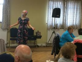 Pensioners Afternoon Tea Party 2019
